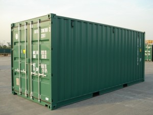 Green Container